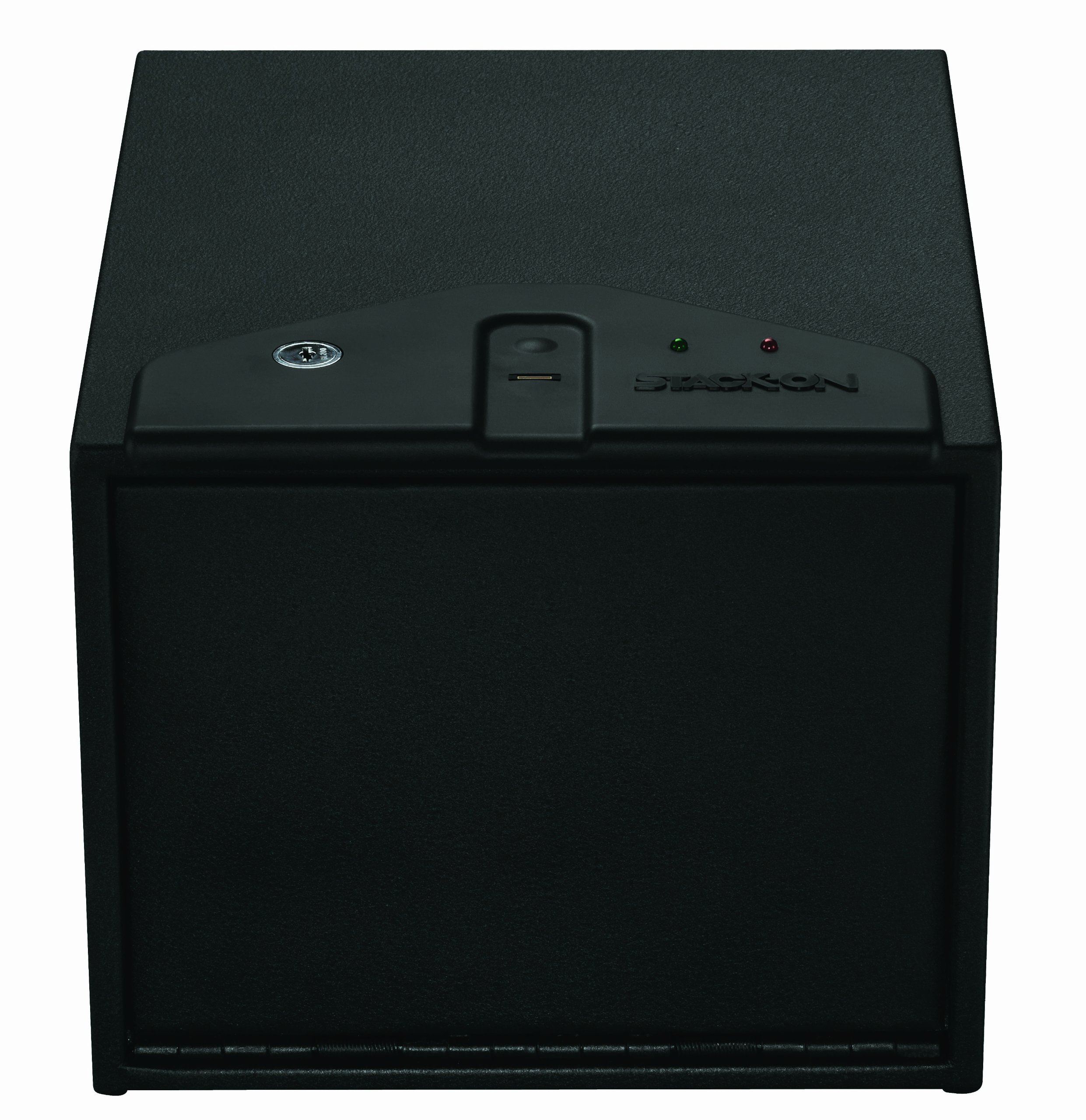 Stack-On QAS-1200-B Quick Access Safe Biometric Lock, Black