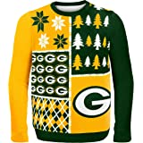 NFL Busy Block Ugly Sweaters by Forever Collectibles