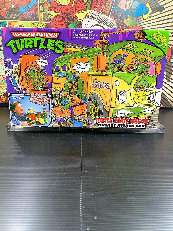 Teenage Mutant Ninja Turtles 25th Anniversary Original Party Van