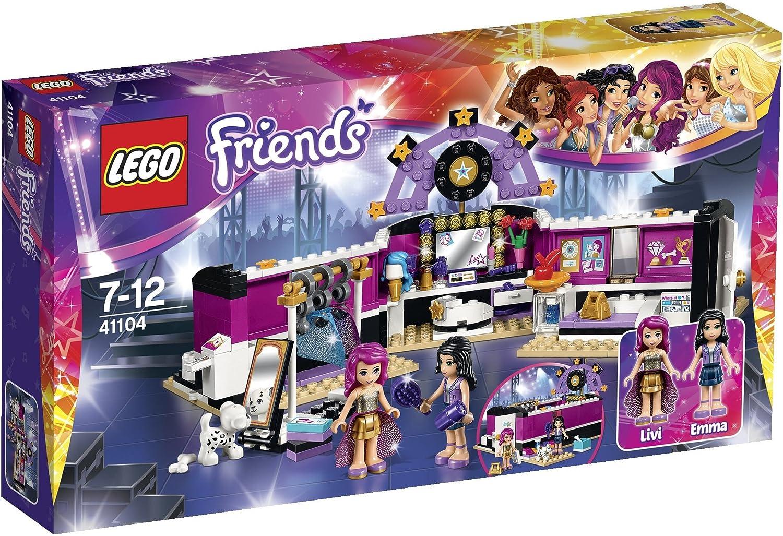 - Figur Minifig Pop Star Garderobe 41104 Livi LEGO Friends Popstar 41104