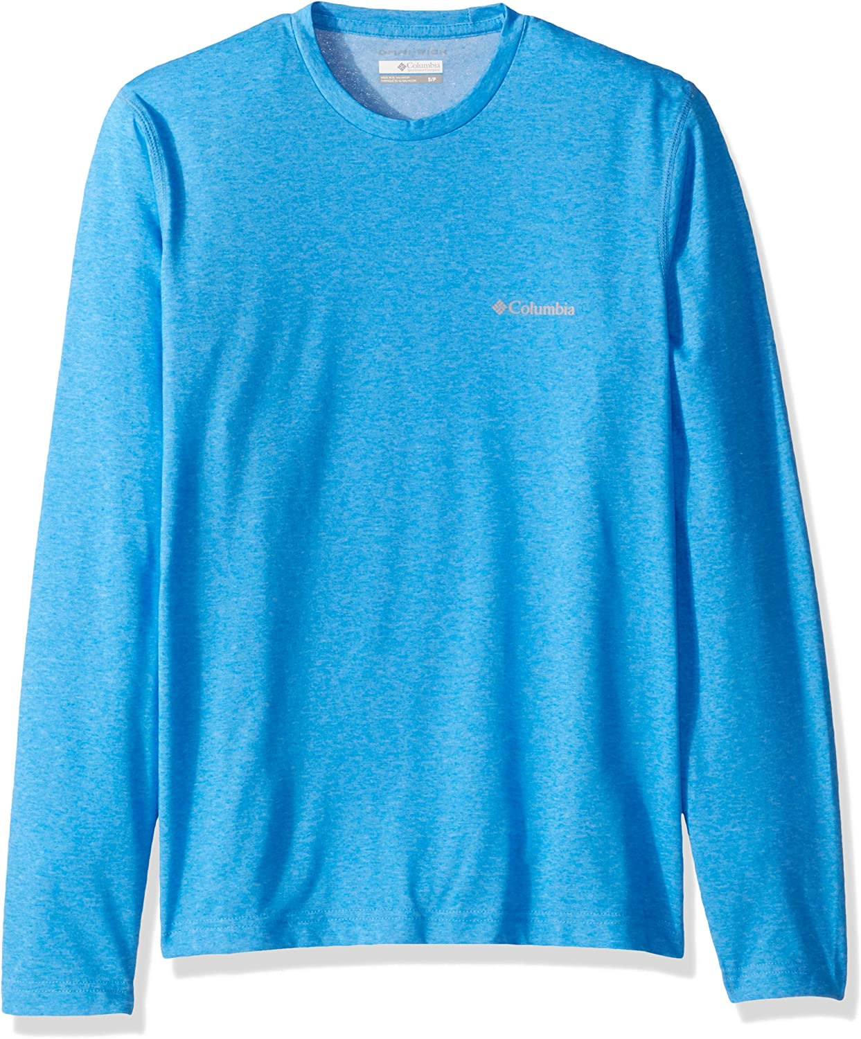 Columbia Mens Tall Size Thistletown Park Long Sleeve Crew