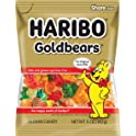 12-Pack Haribo Gold-Bears Gummi Candy 5-oz. Bag