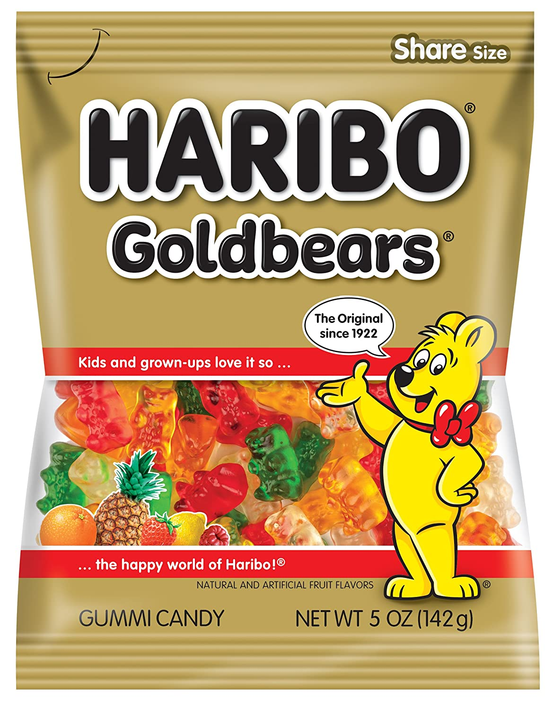 Image result for haribo gummy bears