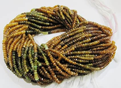 OFF 60/%  Super Fine Quality Natural Petrol Tourmaline smooth Round Beads 4 MM 13 inch Strand Approx