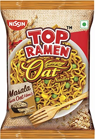 Top Ramen Noodles, Oat Masala, 70g