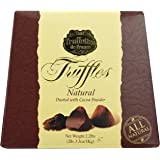 Truffettes De France Dulces de Trufas Espolvoreadas con Cocoa Estilo Frances 1 kg (2 Bolsas x 500g) Chocolate Truffles Regalo