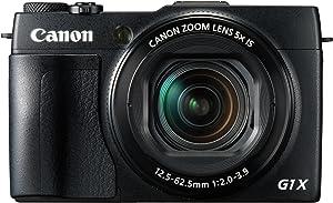 Canon Powershot G1X Mark II - Cámara compacta de 12.8 MP (Pantalla de 3