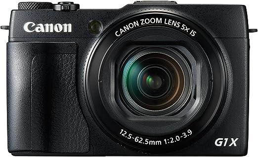 18 opinioni per Canon Powershot G1X Mark II Fotocamera Digitale, 12.8 Megapixel, Full HD