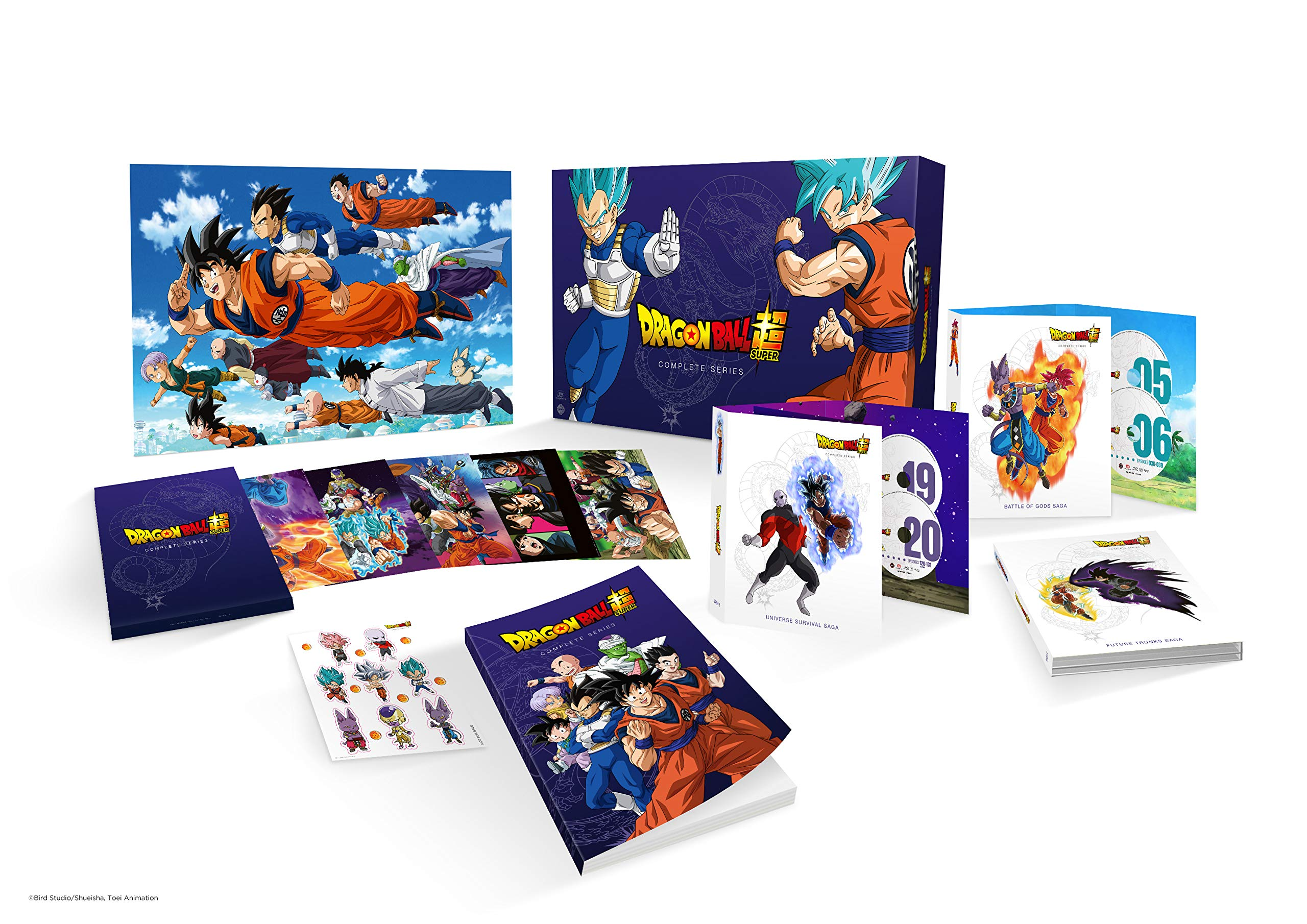 Dragon Ball Super: Complete Series - Collector's Edition [Blu-ray]