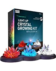 537137069f Mini Explorer Light-up Crystal Growing Kit - Grow Your Own Crystals and  Make Them