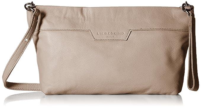 f23873d728 Liebeskind Berlin Women bag Brown Size: UK One Size: Handbags: Amazon.com