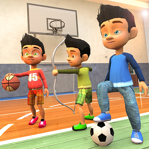 School Summer Sports Athletics Championship: New Sports Games For Kids 2019