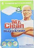 Mr. Clean Magic Eraser Foaming Bath Scrubber - 4 pk