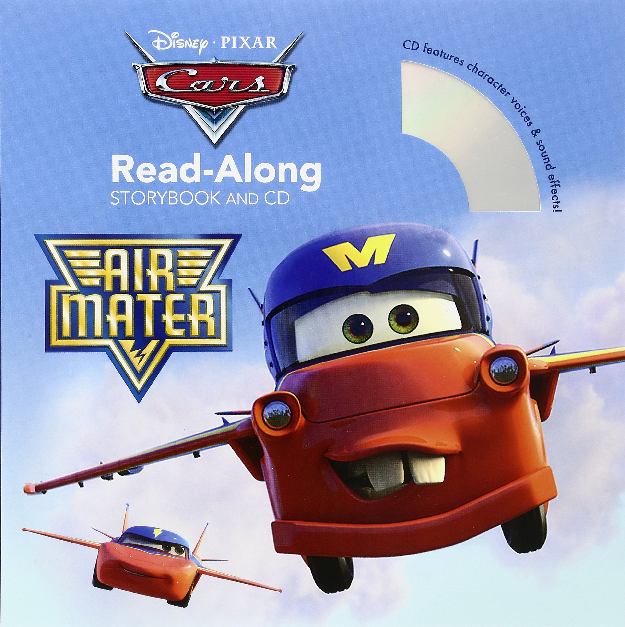 Download Cars Toons: Air Mater Read-Along Storybook and CD ebook