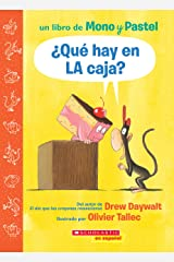 Un Mono y Pastel: ¿Qué hay en la caja? (What Is Inside This Box?): Un Libro de Mono Y Pastel (Monkey and Cake nº 1) (Spanish Edition) Kindle Edition