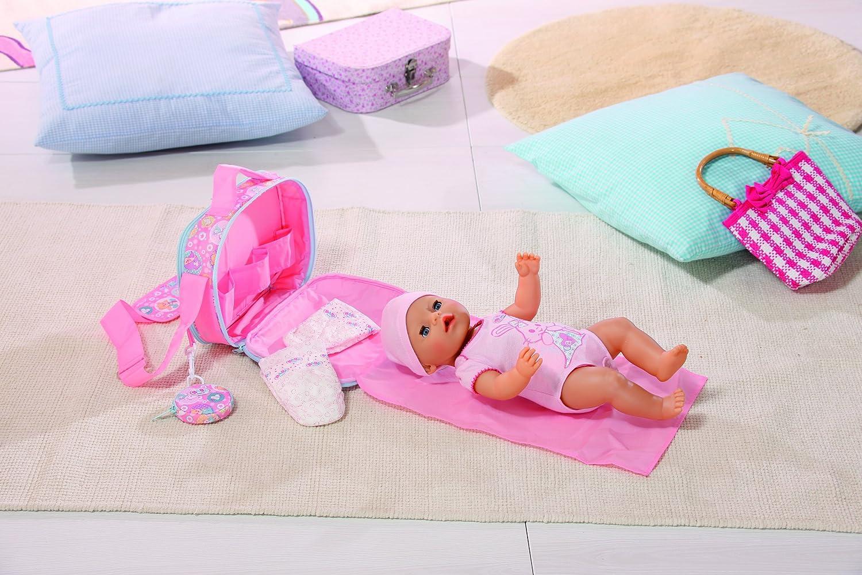 Amazon.es: Zapf Creation 815946 Baby Born - Bolsa y cambiador de pañales: Juguetes y juegos