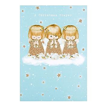 Angels Christmas Cards.Hallmark Christmas Card Here Medium Christmas Prayer