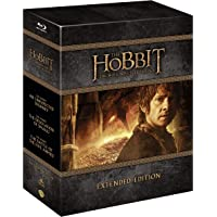 Lo Hobbit Trilogy Ext.Edit. (Box 9 Br)