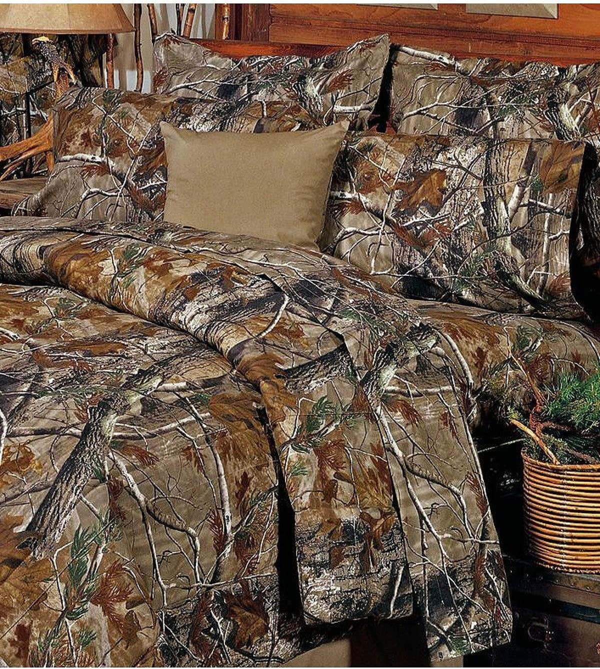 Realtree All Purpose Sheet Set, Twin