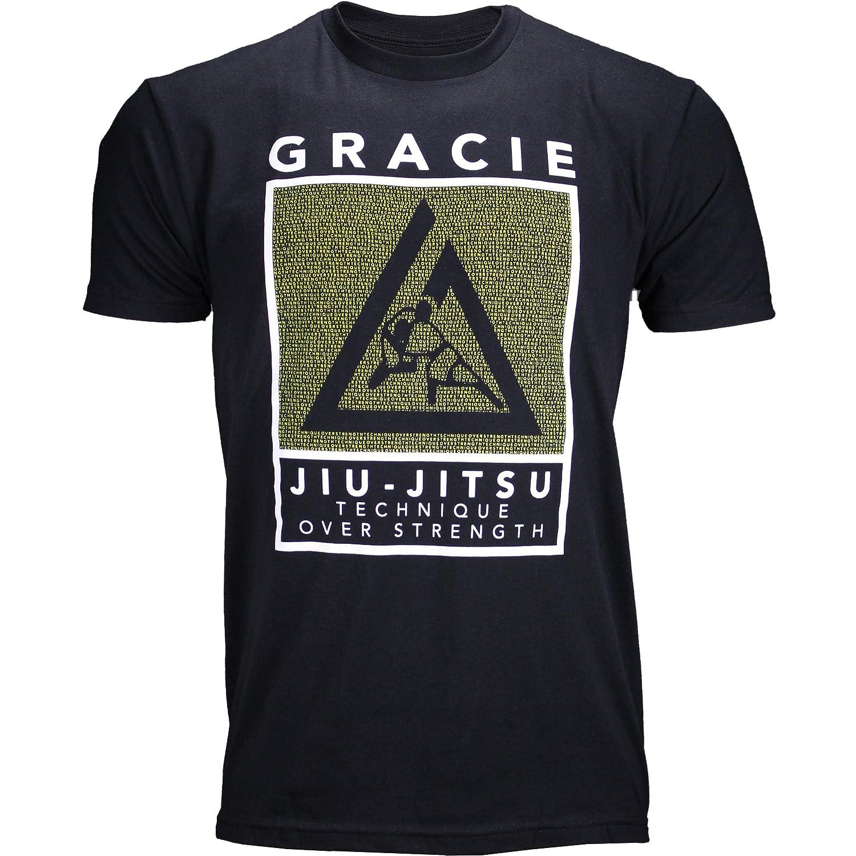 64b79e5a05f58d best Gracie Jiu-Jitsu T.O.S. Shirt - malo-selo.hr