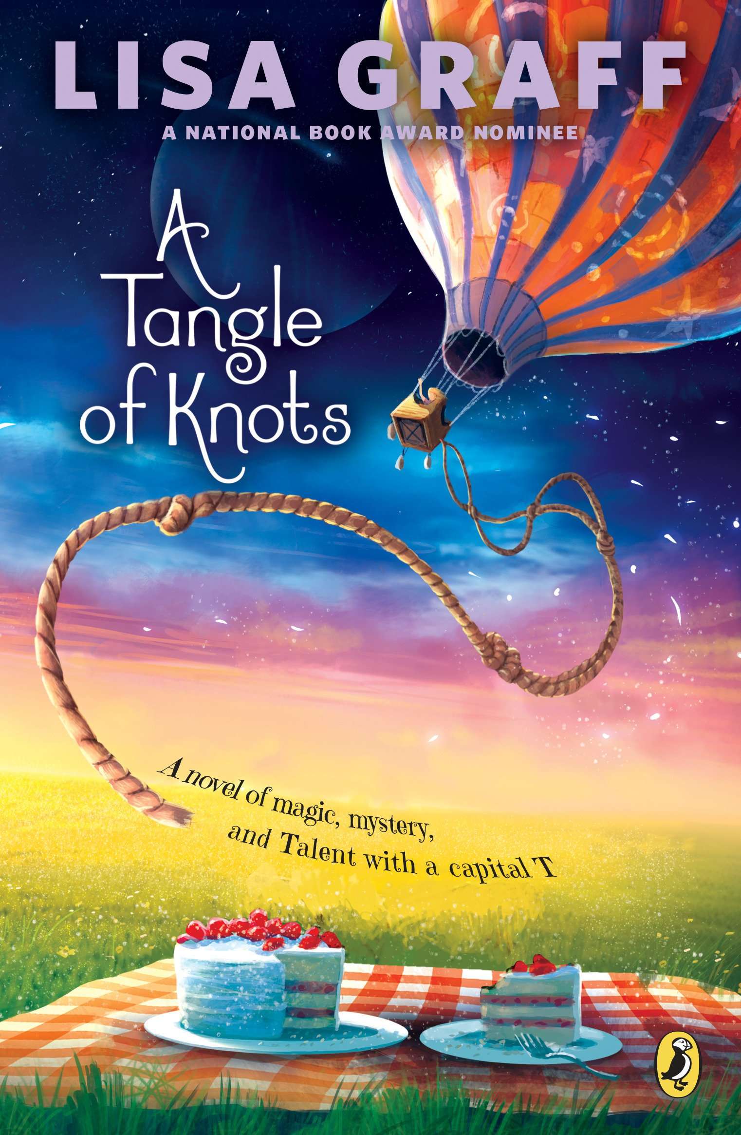 Image result for tangle of knots books