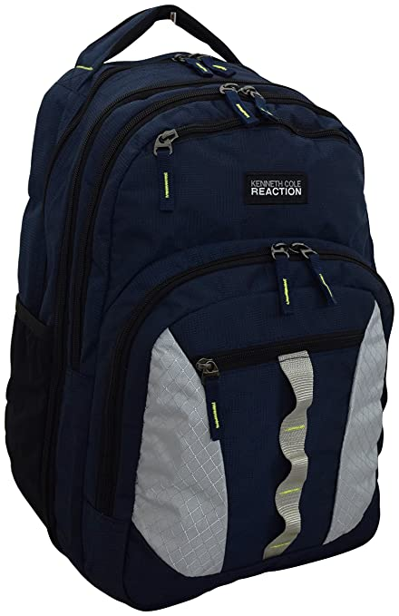 9c6c39b9e73 Amazon.com  Kenneth Cole Reaction Deluxe BTS Backpack (Blue)  Computers    Accessories