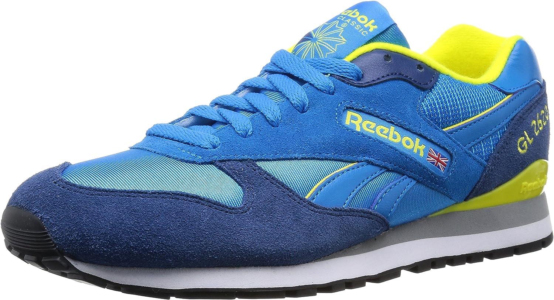 Reebok Gl 2620, Chaussons Sneaker Homme Bleu (energyblue