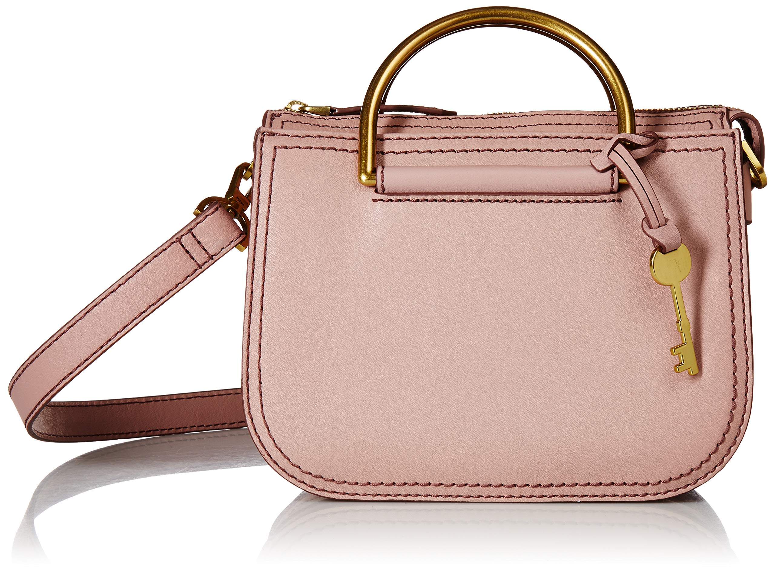Fossil Ryder Mini Satchel Orchid Tint