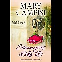 Strangers Like Us: A Small Town Family Saga (Reunion Gap Book 1) (English Edition)