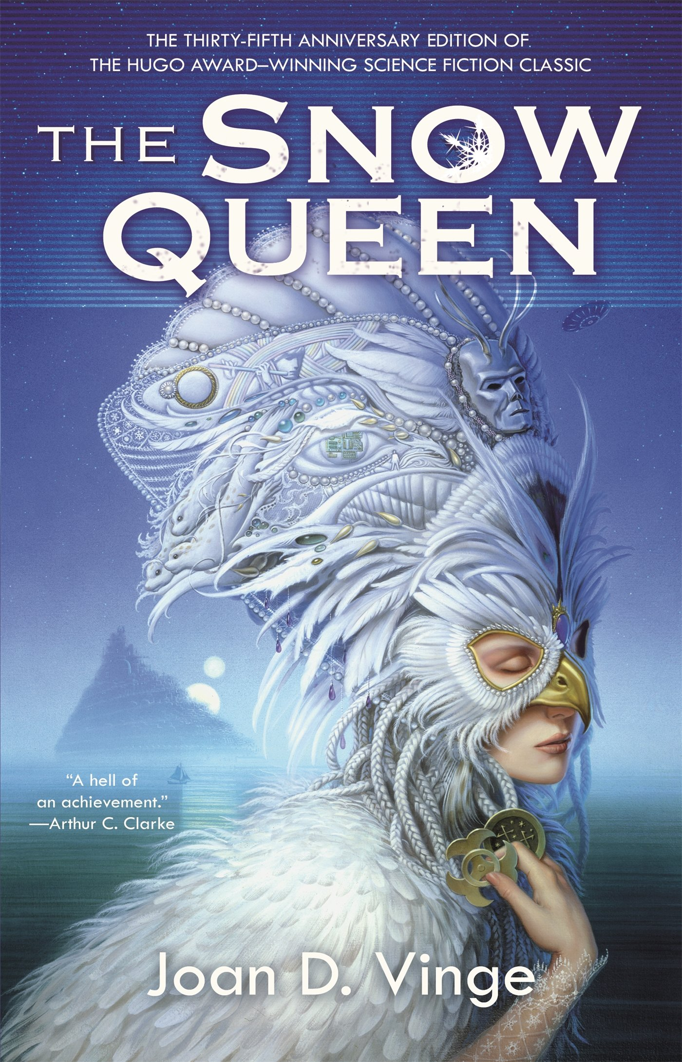 Joan D. Vinge - The Snow Queen