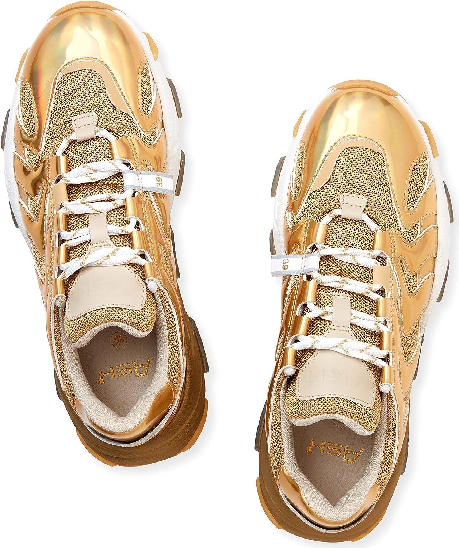 ASH Women's Extreme Sneaker Gold
