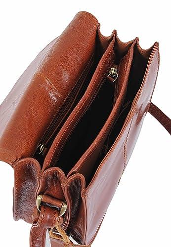 kleine Hellbraunes Leder Umhängetasche Sattel Klappe Schultertasche Handtasche 9294 Rowallan nlVkC503