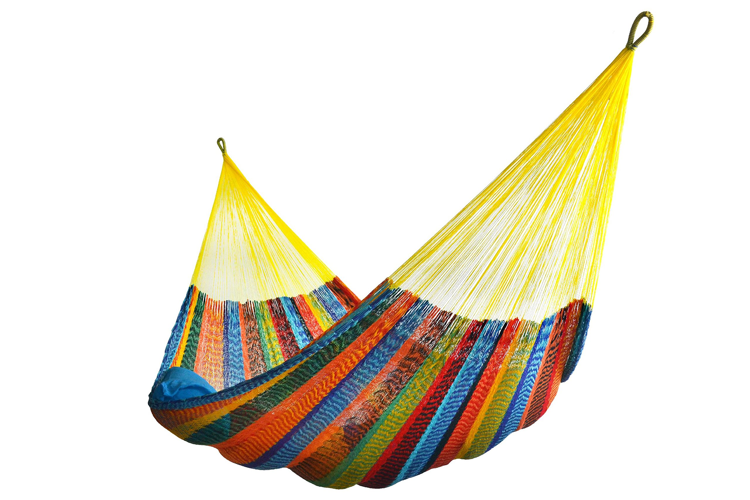 Hammocks Rada TM - Jumbo Size Multicolor - Largest Hammock by UPS in 2 Days at Door