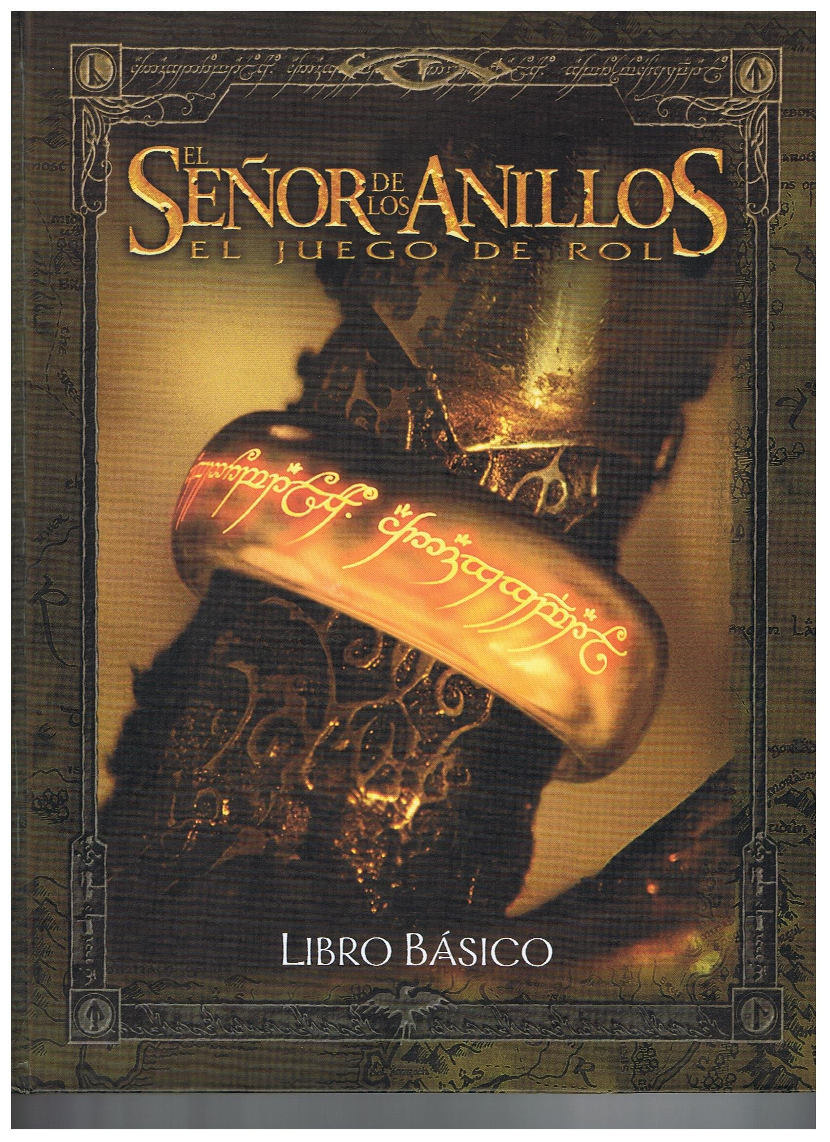 El señor de los anillos. juego de rol: Amazon.es: Fernandez Castro ...