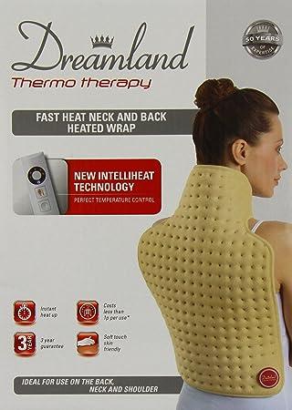 c25050bb66 Dreamland Intelliheat Heated Neck and Back Wrap  Amazon.co.uk ...