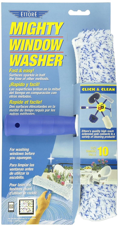 Ettore 50010 Mighty Window Washer, 10-Inch Jensen Home