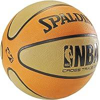 Spalding NBA Cross Traxxion Outdoor Rubber Basketball