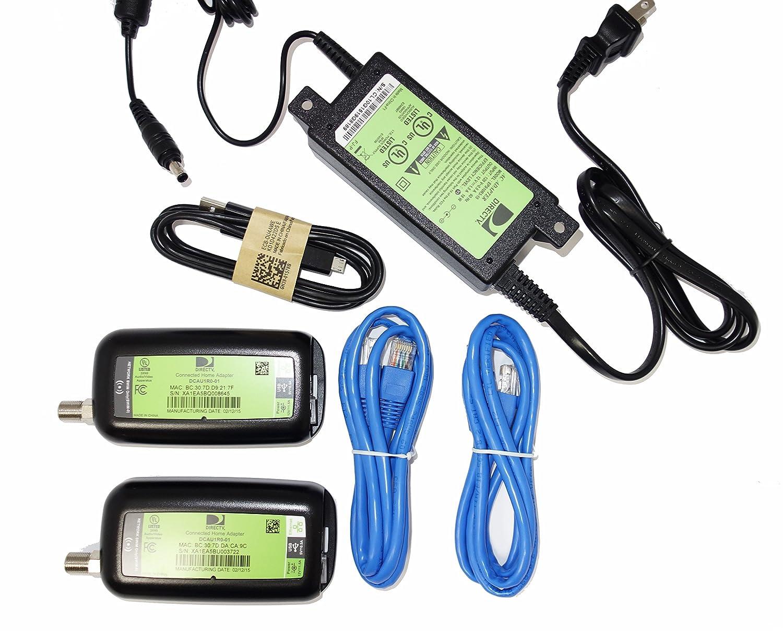 DIRECTV USB banda ancha DECA Gen 3 eathernet a coaxial adaptador: Amazon.es: Electrónica