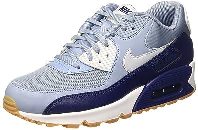 Nike Air Max 90 Essential Schuhe Blau Beige not in