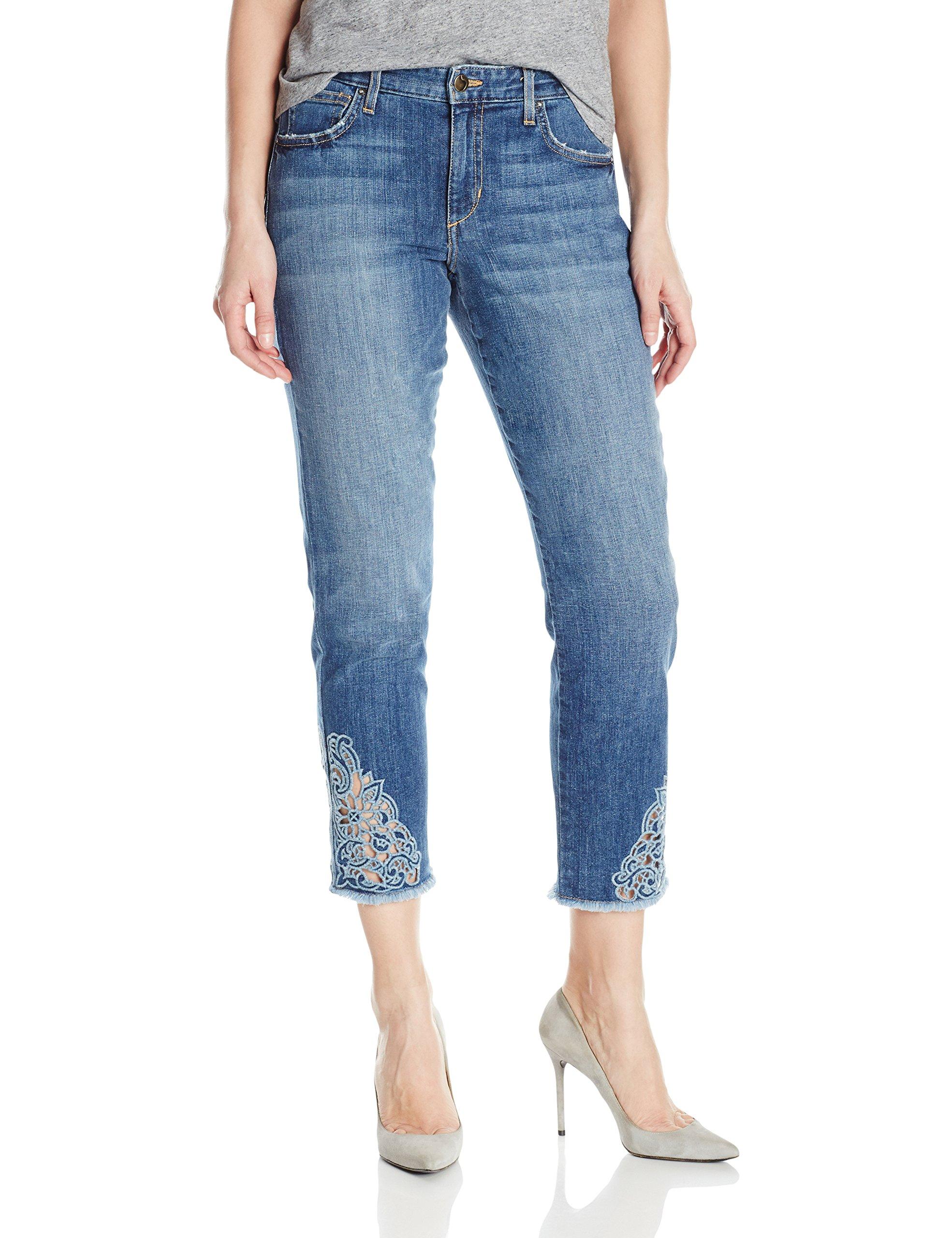 Joe's Jeans Women's Smith Midrise Straight Crop Jean, Nixie, 29