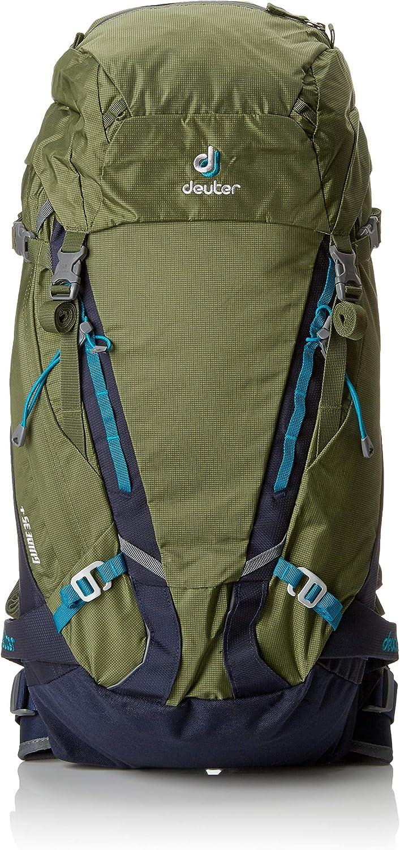 Khaki//Navy Deuter Guide 35 Backpack