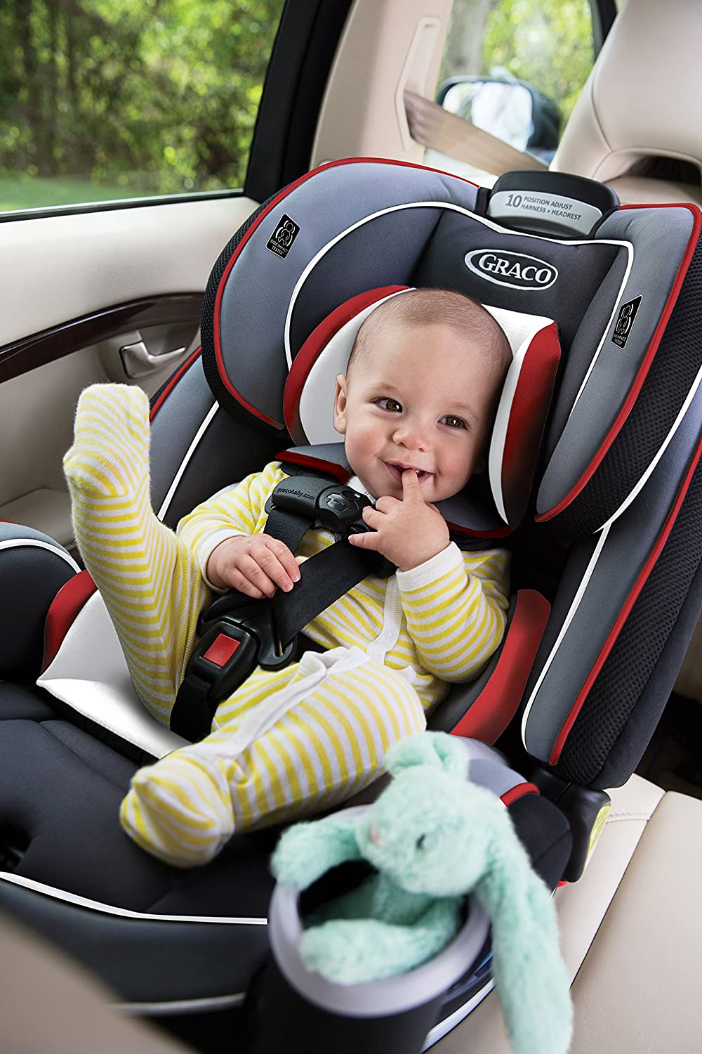 Amazon Graco 4Ever 4 In 1 Convertible Car Seat Cougar Baby