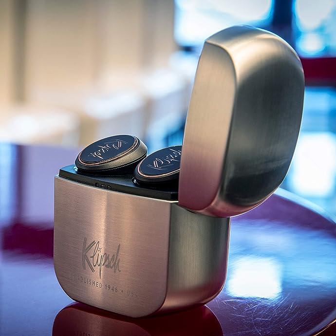 Klipsch 杰士 T5 真无线蓝牙耳机入耳式无线耳机 7.5折$149 海淘转运到手约¥1071
