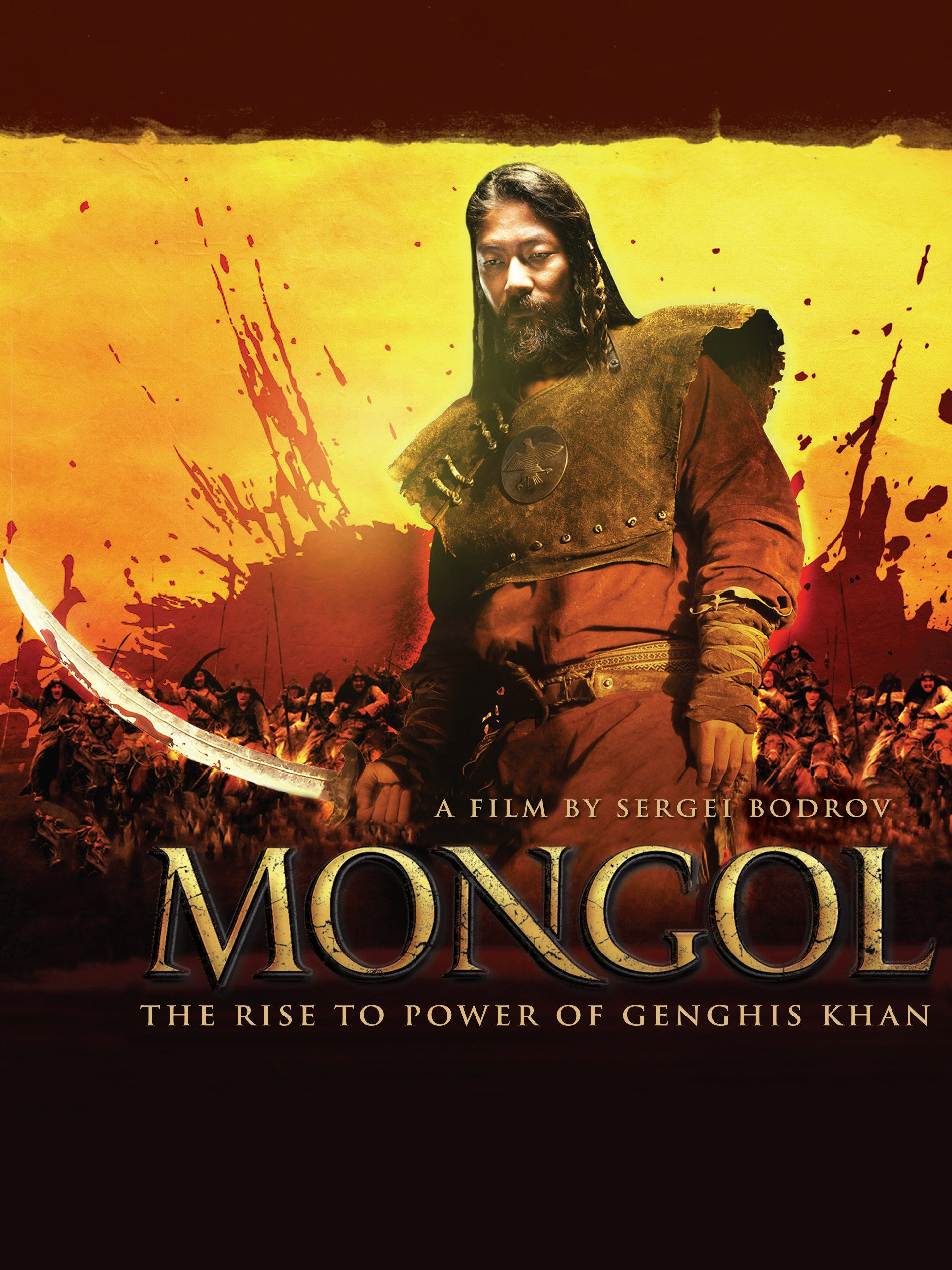 Watch Mongol The Rise Of Genghis Khan Prime Video