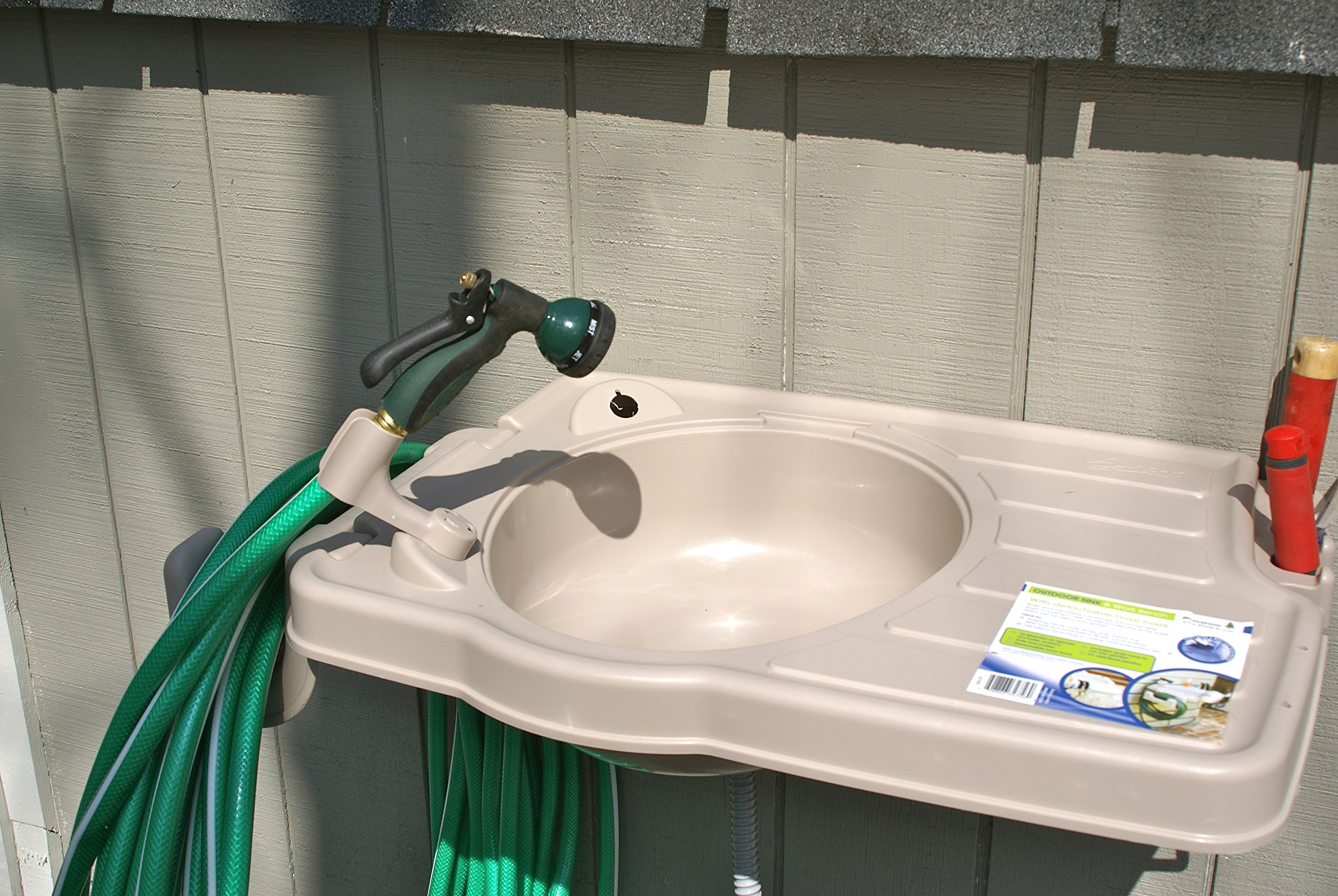 CleanIT RSI-S2 Riverstone Outdoor Sink by CleanIT