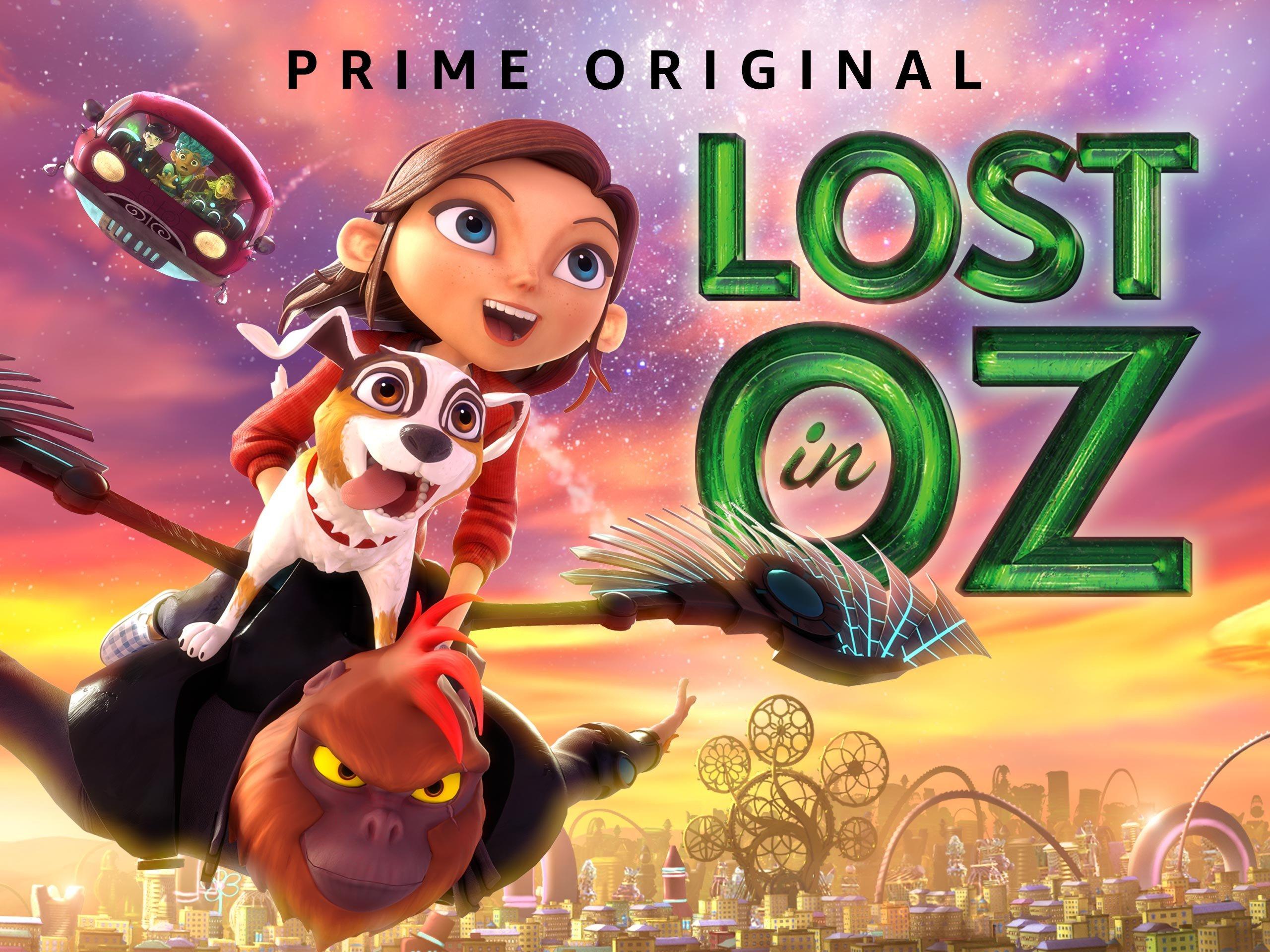 a19334b3a3f5 Amazon.com  Watch Lost in Oz - Season 1
