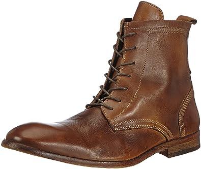 H by Hudson Men's Swathmore Combat Boot