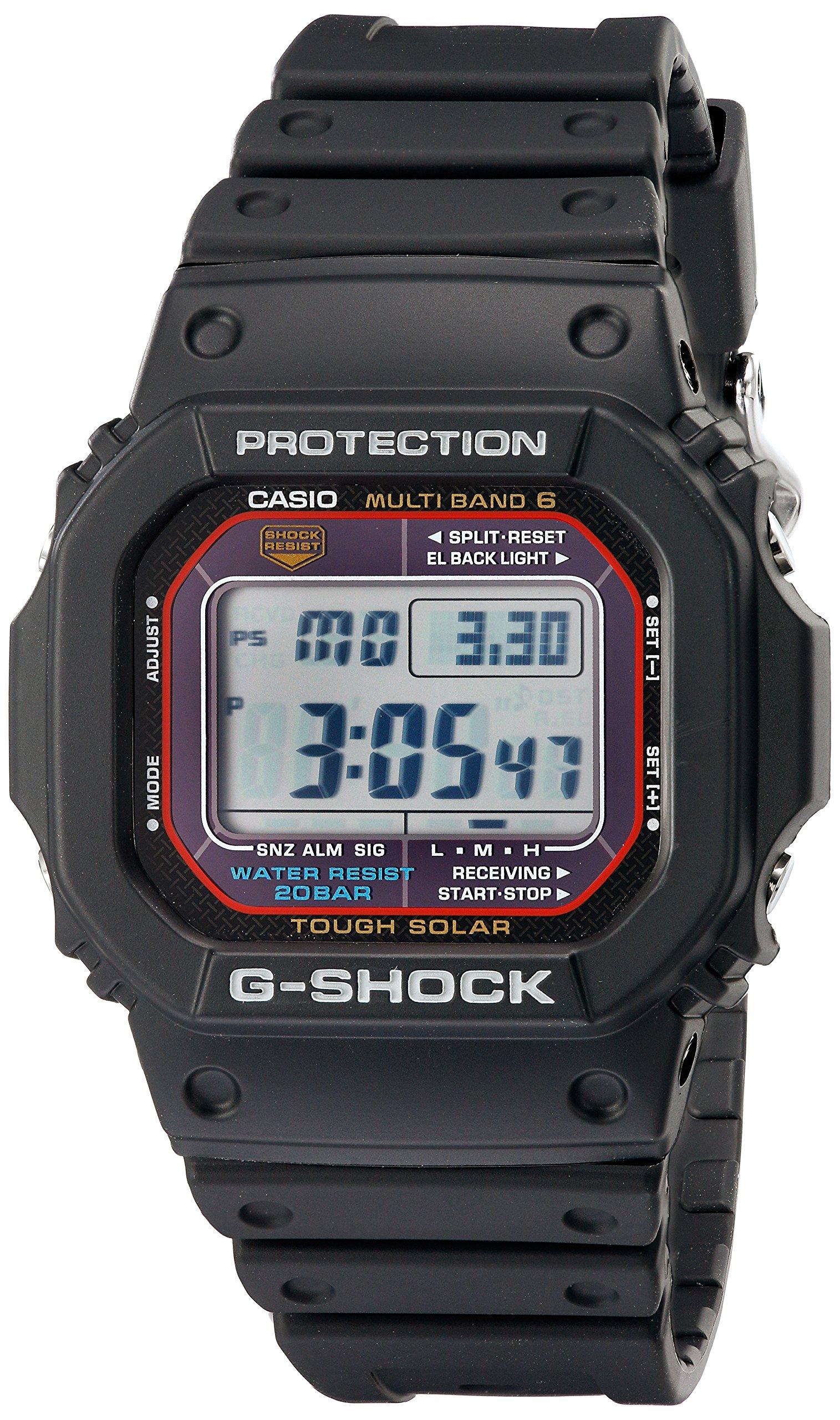 Casio Wristwatches (Model: GWM5610-1) by Casio