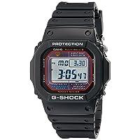 Men's G-Shock Quartz Watch with Resin Strap, Black (Model: GWM5610-1)