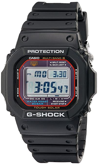 front facing Casio Men's G-Shock GWM5610-1